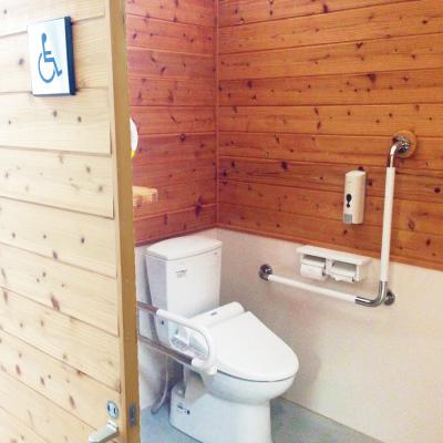 瀬戸内フルーツガーデン 多目的トイレ